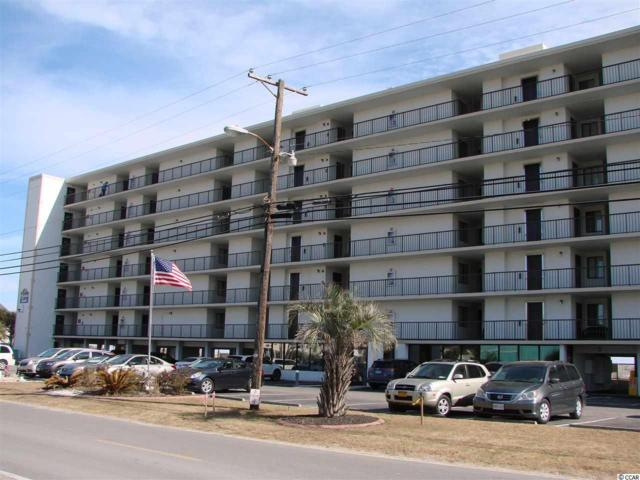 2101 S Ocean Blvd K-5, North Myrtle Beach, SC 29582 (MLS #1804904) :: The Litchfield Company