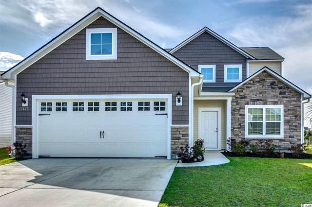 2475 Craven Drive, Myrtle Beach, SC 29579 (MLS #1804944) :: Trading Spaces Realty