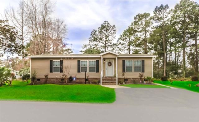 811 Richmond Trail, Murrells Inlet, SC 29576 (MLS #1805054) :: The Greg Sisson Team with RE/MAX First Choice