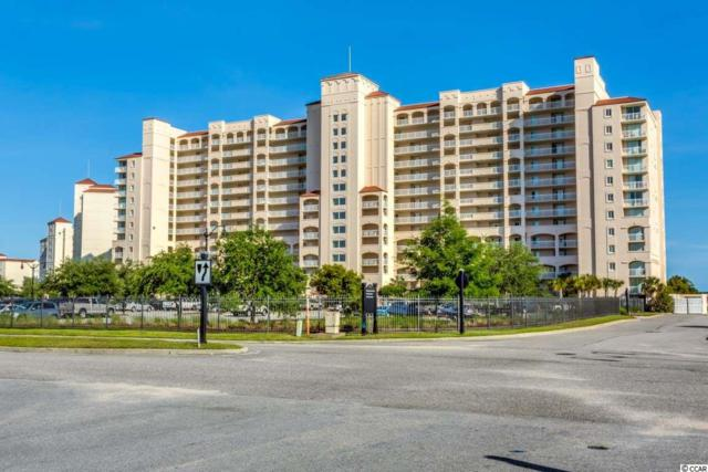 4801 Harbor Pointe Dr #101, North Myrtle Beach, SC 29582 (MLS #1805058) :: The Litchfield Company