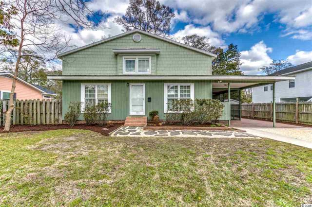 328 S 16th Avenue South, Surfside Beach, SC 29575 (MLS #1805096) :: The HOMES and VALOR TEAM