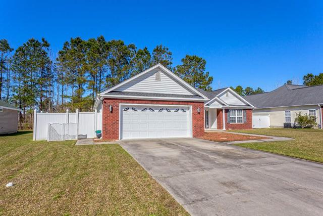 932 Eaglet Circle, Conway, SC 29527 (MLS #1805134) :: The Litchfield Company