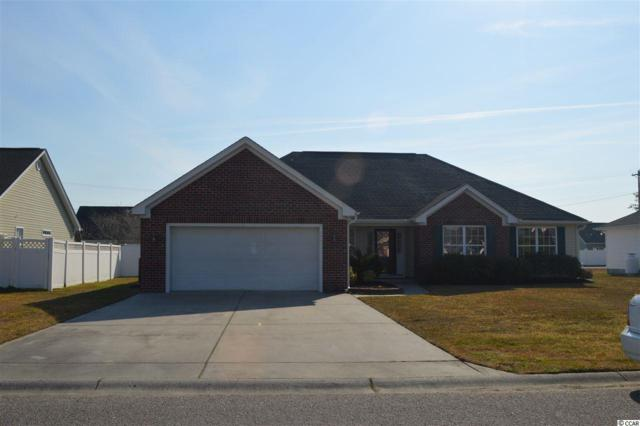 998 Eaglet Cir, Conway, SC 29527 (MLS #1805183) :: The Litchfield Company