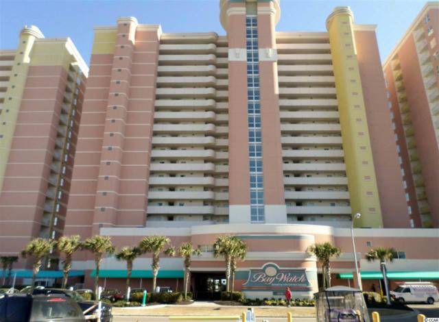 2711 S Ocean Blvd #922, North Myrtle Beach, SC 29582 (MLS #1805186) :: Trading Spaces Realty