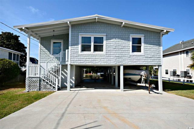 244 Sundial Drive, Pawleys Island, SC 29585 (MLS #1805224) :: The Litchfield Company