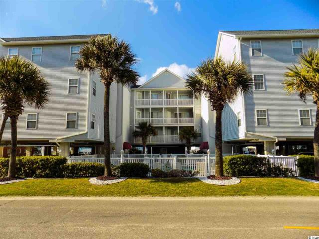6103 N. Ocean Blvd B-7, North Myrtle Beach, SC 29582 (MLS #1805282) :: The HOMES and VALOR TEAM