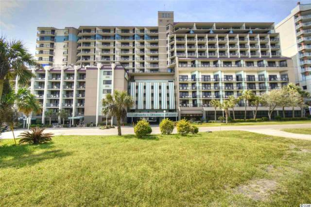 201 77th Ave N. #938, Myrtle Beach, SC 29572 (MLS #1805290) :: The Litchfield Company
