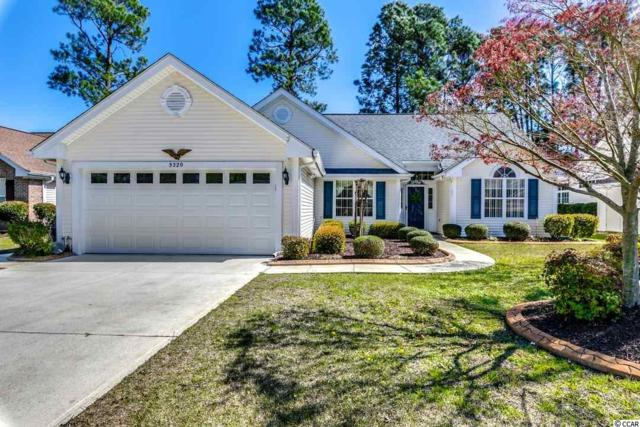 5220 Southern Trail, Myrtle Beach, SC 29579 (MLS #1805314) :: The Litchfield Company