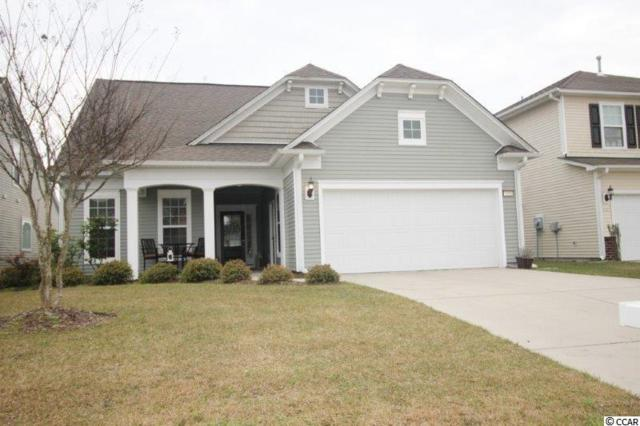 2533 Greenbank Drive, Myrtle Beach, SC 29579 (MLS #1805332) :: Trading Spaces Realty