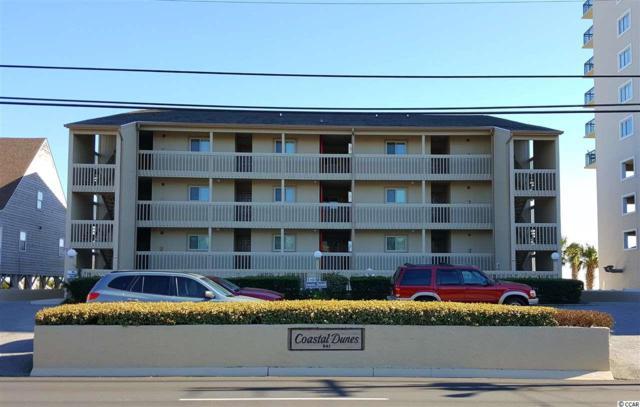 941 S Ocean Boulevard C-2, North Myrtle Beach, SC 29582 (MLS #1805354) :: The Litchfield Company