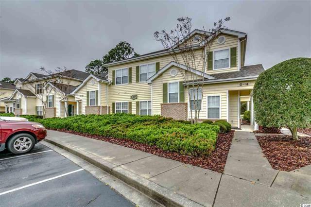4429 Montrose Lane D, Myrtle Beach, SC 29579 (MLS #1805374) :: The HOMES and VALOR TEAM