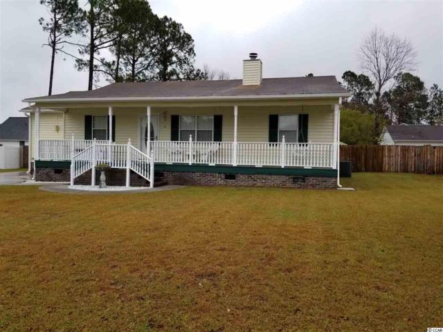 702 Chippendale Dr, Myrtle Beach, SC 29588 (MLS #1805406) :: The Litchfield Company