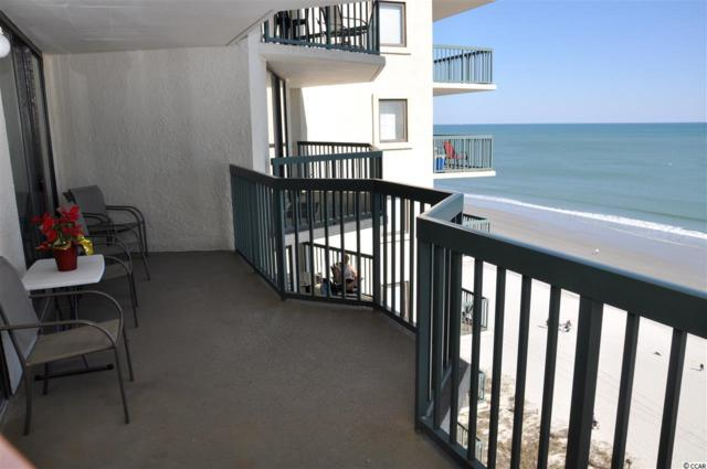 201 S Ocean Boulevard #1208, North Myrtle Beach, SC 29582 (MLS #1805424) :: Trading Spaces Realty