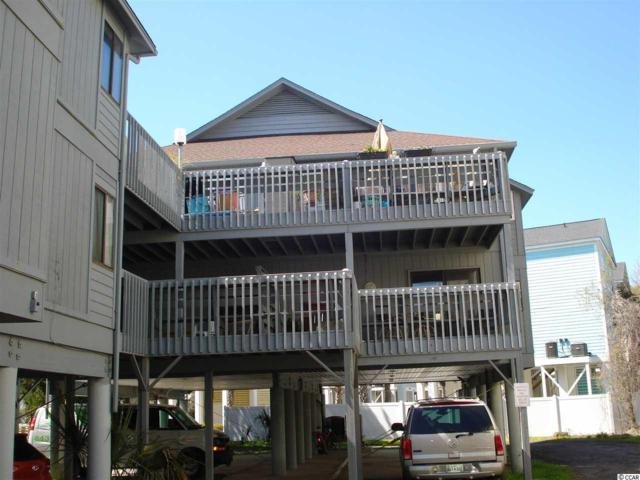 815 N Waccamaw Drive #5, Garden City Beach, SC 29576 (MLS #1805470) :: James W. Smith Real Estate Co.
