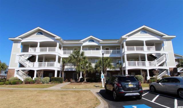 5801 Oyster Catcher Drive #811, North Myrtle Beach, SC 29582 (MLS #1805522) :: Sloan Realty Group