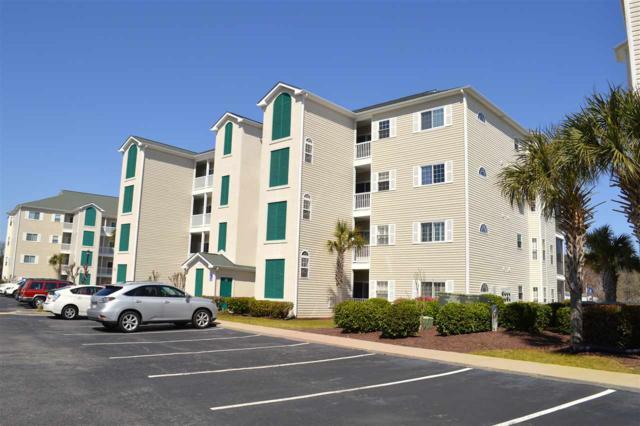 1100 Commons Boulevard #7-706, Myrtle Beach, SC 29572 (MLS #1805544) :: The Litchfield Company