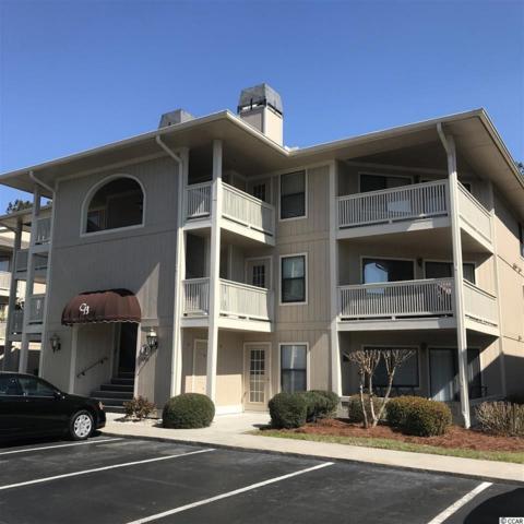 4226 Pinehurst Circle J8, Little River, SC 29566 (MLS #1805549) :: Silver Coast Realty