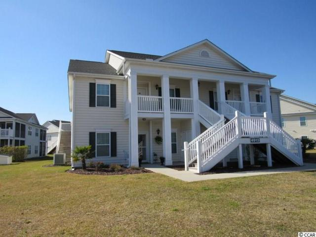 4913 Twin Pond Ct #101, Myrtle Beach, SC 29579 (MLS #1805587) :: Silver Coast Realty