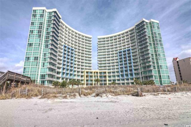 300 N Ocean Blvd #714, North Myrtle Beach, SC 29582 (MLS #1805605) :: The Litchfield Company