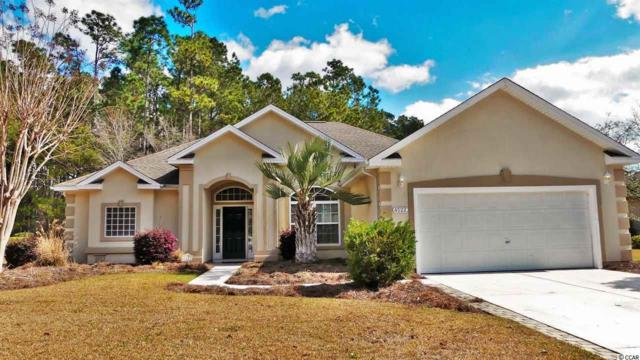 4522 Firethrone Dr, Murrells Inlet, SC 29576 (MLS #1805633) :: The HOMES and VALOR TEAM