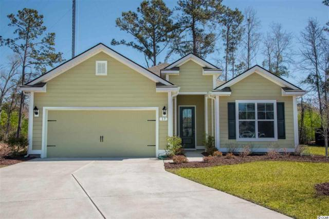 17 Cyclamen Court, Murrells Inlet, SC 29576 (MLS #1805656) :: The HOMES and VALOR TEAM