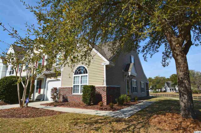 188 Pembroke Ln #188, Pawleys Island, SC 29585 (MLS #1805660) :: The Hoffman Group