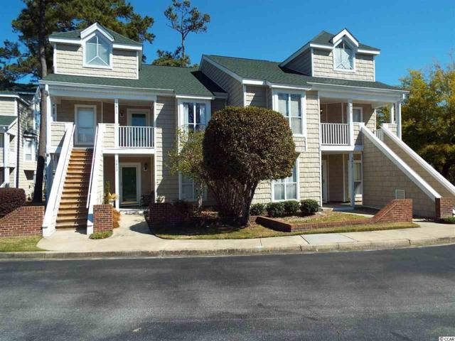 3811 Masters Court #147, Myrtle Beach, SC 29577 (MLS #1805666) :: The Litchfield Company