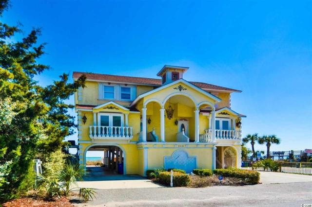 219 S Seaside Dr., Surfside Beach, SC 29575 (MLS #1805672) :: James W. Smith Real Estate Co.