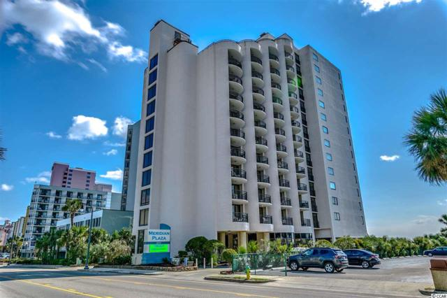 2310 N Ocean Blvd #601, Myrtle Beach, SC 29577 (MLS #1805673) :: The Hoffman Group