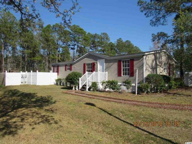 560 Southern Pines Drive, Myrtle Beach, SC 29579 (MLS #1805676) :: The Litchfield Company