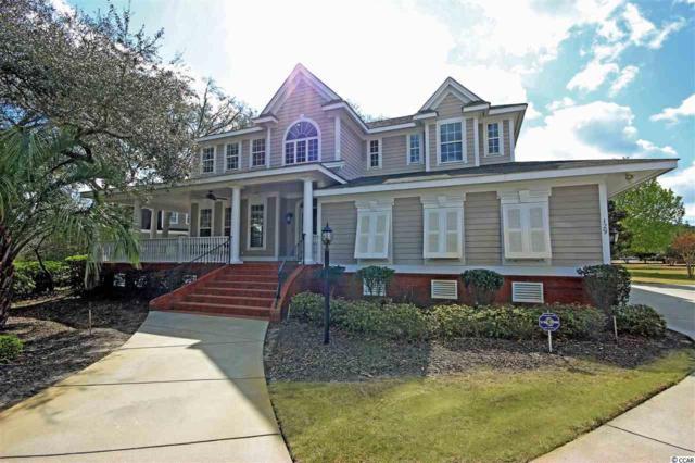 129 Hagar Brown Road, Murrells Inlet, SC 29576 (MLS #1805687) :: The Litchfield Company