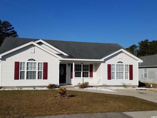 1035 Cadbury Ct., Conway, SC 29527 (MLS #1805702) :: Myrtle Beach Rental Connections