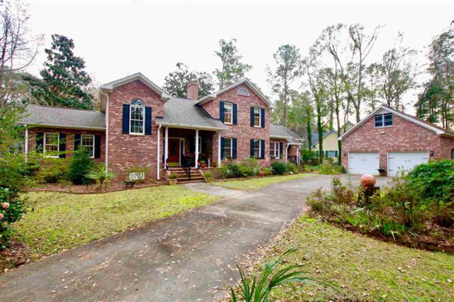 4501 Wagon Run, Murrells Inlet, SC 29576 (MLS #1805724) :: The Greg Sisson Team with RE/MAX First Choice