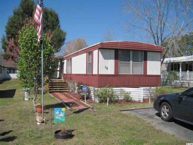 19 Buccaneer St., Murrells Inlet, SC 29576 (MLS #1805745) :: The Litchfield Company