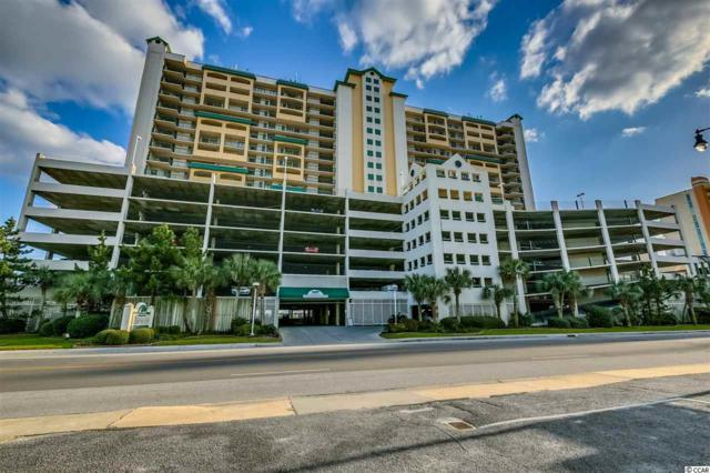 201 S Ocean Blvd #1505, North Myrtle Beach, SC 29582 (MLS #1805746) :: Trading Spaces Realty