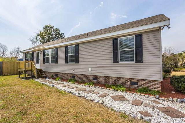 632 Summer Drive, Conway, SC 29526 (MLS #1805816) :: The Litchfield Company