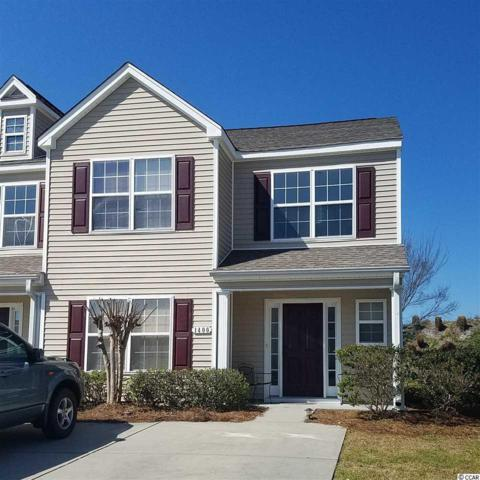 1400 Harvester Circle #1400, Myrtle Beach, SC 29579 (MLS #1805842) :: The Hoffman Group