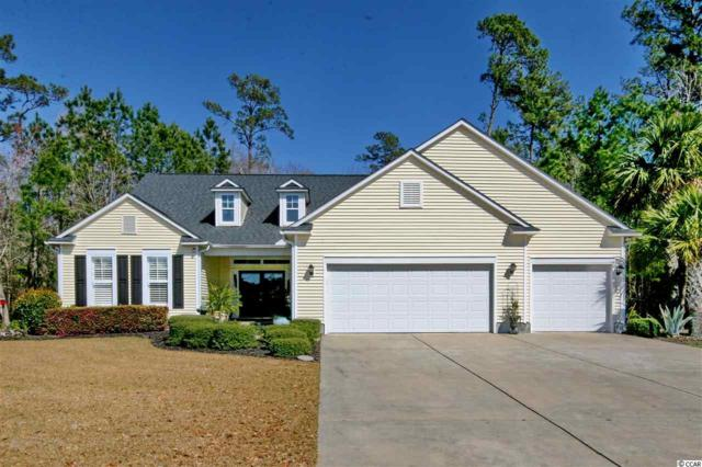 11 Grovecrest Dr, Murrells Inlet, SC 29576 (MLS #1805843) :: The Litchfield Company
