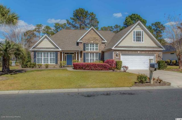 4578 Firethorne Drive, Murrells Inlet, SC 29576 (MLS #1805939) :: The Greg Sisson Team with RE/MAX First Choice