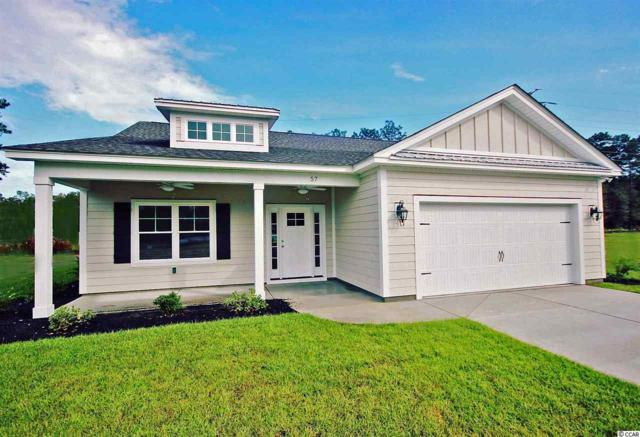 87 Hagley Retreat Dr, Pawleys Island, SC 29585 (MLS #1805941) :: The Greg Sisson Team with RE/MAX First Choice