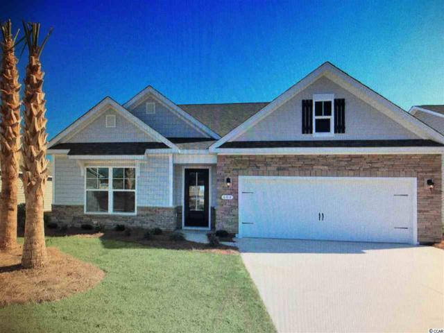 608 Belle Drive, North Myrtle Beach, SC 29582 (MLS #1805947) :: The Greg Sisson Team with RE/MAX First Choice
