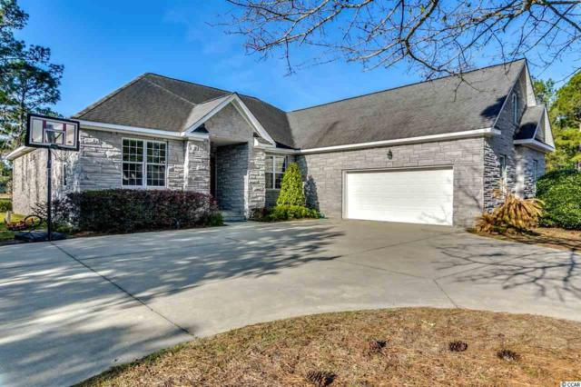 4376 Parkland Drive, Myrtle Beach, SC 29579 (MLS #1805950) :: The Greg Sisson Team with RE/MAX First Choice