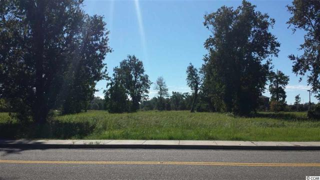 Lot 2 Oleander Drive, Myrtle Beach, SC 29577 (MLS #1805957) :: The Greg Sisson Team with RE/MAX First Choice