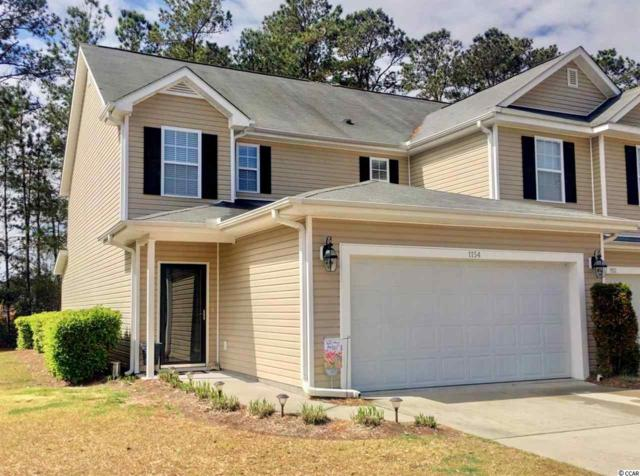1154 Fairway Lane #1154, Conway, SC 29526 (MLS #1805965) :: The HOMES and VALOR TEAM