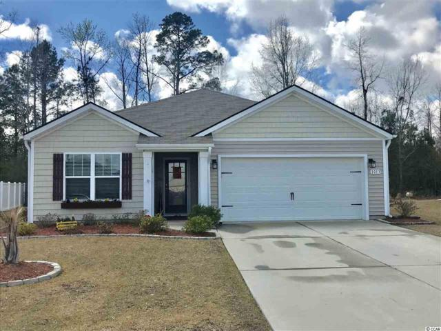 1013 Mccall Loop, Conway, SC 29526 (MLS #1805972) :: The HOMES and VALOR TEAM