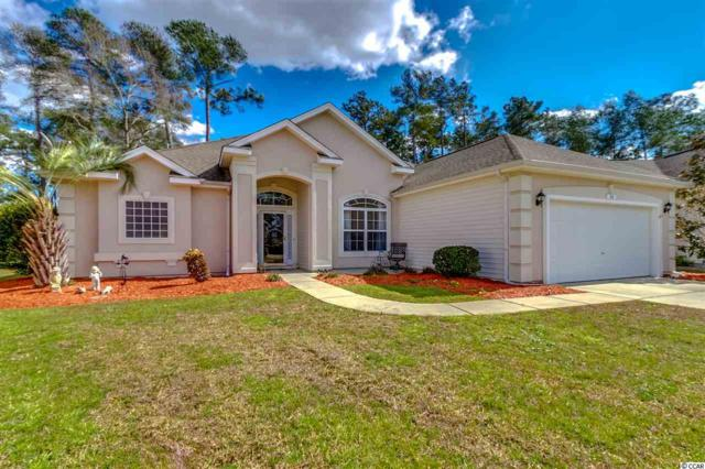 113 Sadler Way, Myrtle Beach, SC 29579 (MLS #1805973) :: The Greg Sisson Team with RE/MAX First Choice