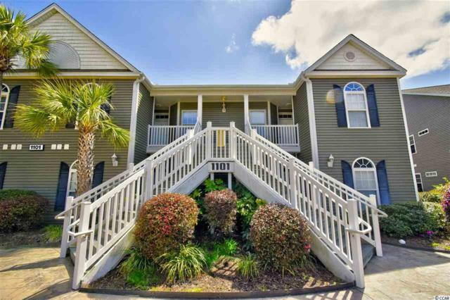 1101 Peace Pipe Pl. 1-204, Myrtle Beach, SC 29579 (MLS #1805979) :: The Hoffman Group