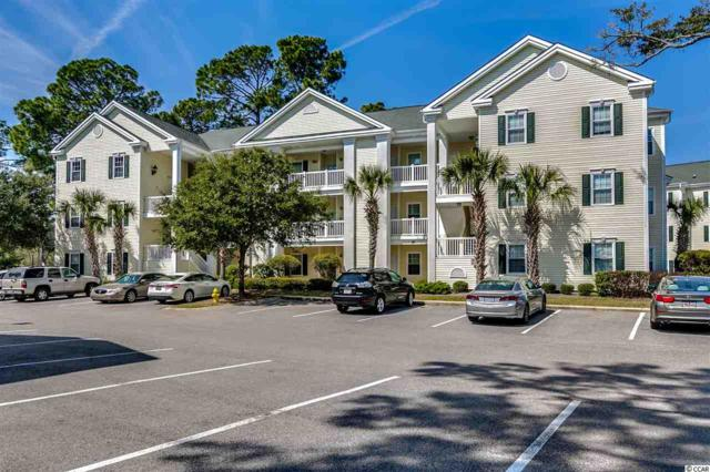 601 N Hillside Dr #3621, North Myrtle Beach, SC 29582 (MLS #1805991) :: The Greg Sisson Team with RE/MAX First Choice