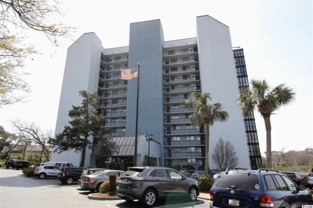 311 69th Ave. N #101, Myrtle Beach, SC 29572 (MLS #1806002) :: Myrtle Beach Rental Connections
