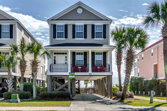 1019B S Ocean Blvd, Surfside Beach, SC 29575 (MLS #1806009) :: The Litchfield Company